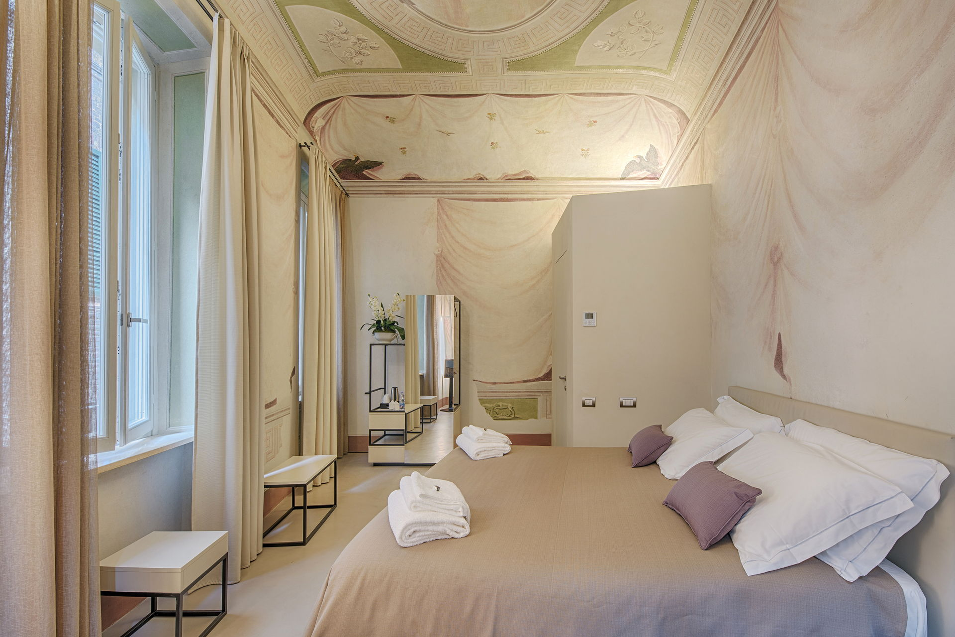 Residenza d'epoca Le Aquile - Bed and Breakfast luxury nel centro di Siena 2