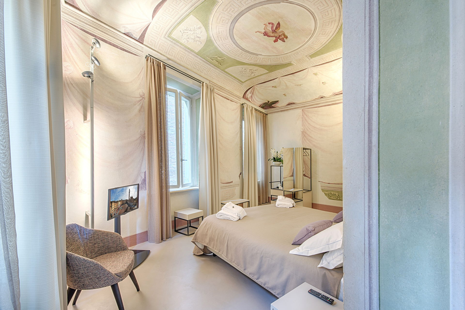 Residenza d'epoca Le Aquile - Bed and Breakfast luxury nel centro di Siena 3
