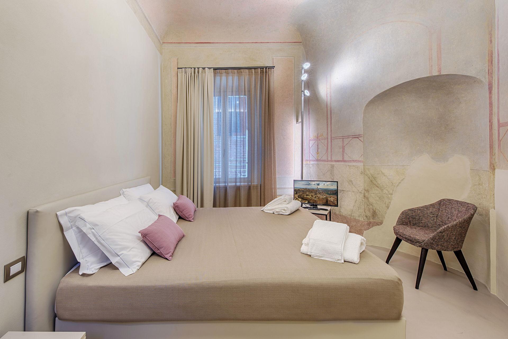 Residenza d'epoca Le Aquile - Bed and Breakfast luxury nel centro di Siena - giardino d'inverno 1