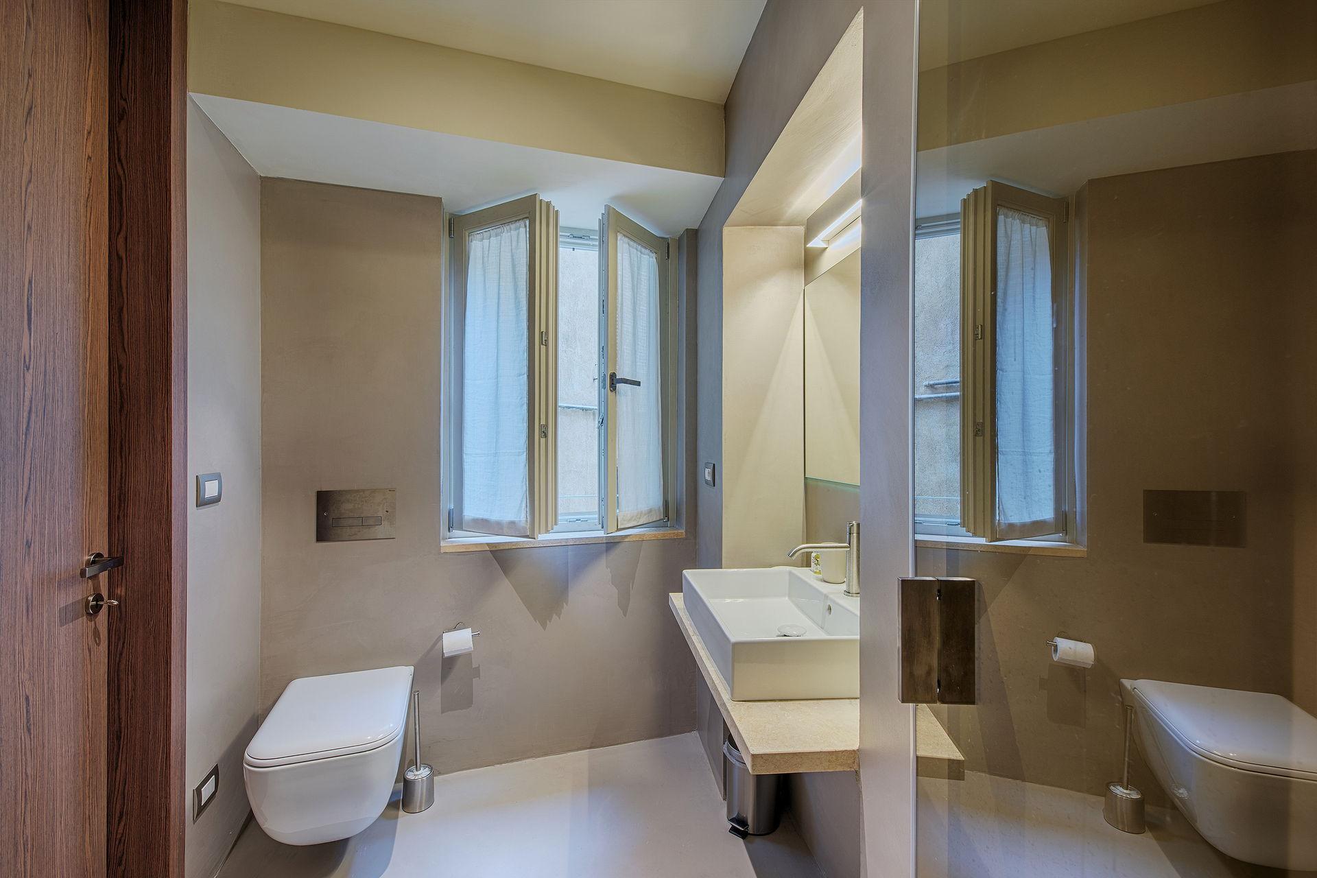 Residenza d'epoca Le Aquile - Bed and Breakfast luxury nel centro di Siena - giardino d'inverno 4