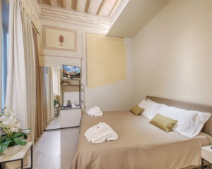 Residenza d'epoca Le Aquile - Bed and Breakfast luxury nel centro di Siena - le anfore 1